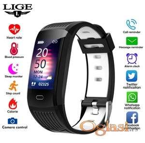 Zero Sports Bluetooth Smart Fitnes Narukvica Sat