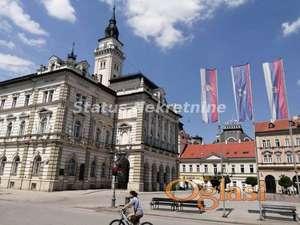 Novi Sad - Salonac u pešačkoj zoni