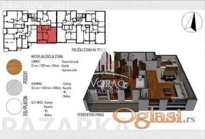 Na prodaju stan u Novom Pazaru-TOP ID#1178