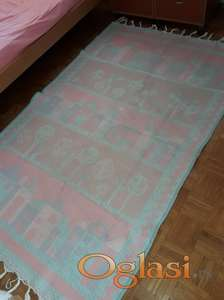 Tepih krpara oko 120x180