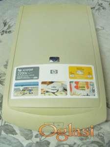 SKENER HP 2200C