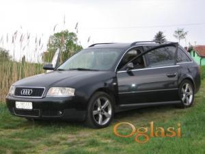 Novi Banovci Audi A6 2.5 tdi avant 2002