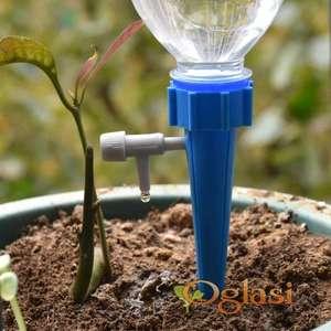 Sistem za navodnjavanje – (na flašu sa ventilom)