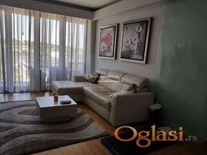 Izdavanje stanova Beograd-Dvosoban stan sa garažom-West 65