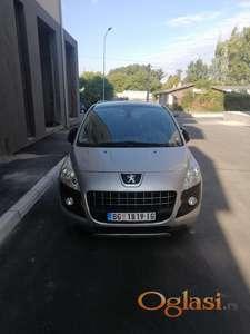 Peugeot 3008 registrovan