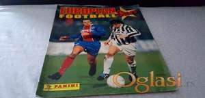 European football stars 96/97 (Kompletan album)