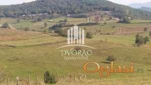 Zemljište u selu Mitrova - Tutin ID#1070