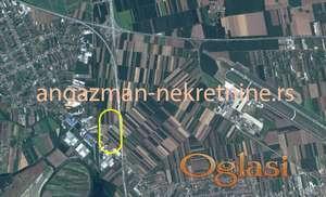 Surčin 98,42ara - zemljište u građevinskom području ID#13264