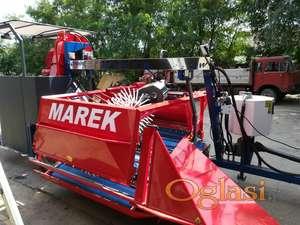 Mašina za branje malina Marek - HITNO !