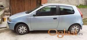 Fiat Punto 2002.god.