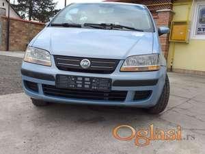 Fiat Idea 1.3 MTJ