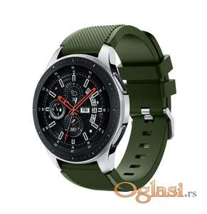 Army zelena narukvica Galaxy Watch 46mm Huawei GT2 22mm