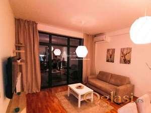Izdavanje stanova Beograd na vodi - Dvosoban lux stan sa garažom
