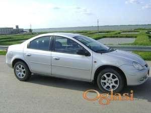 Chrysler Neon 2.0 LX 2003
