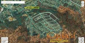 Gradjevinski plac 5 Ari ,Lazarevac 1 km od centra