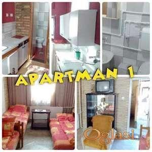 RUMA PRENOCISTe - konak 022, apartmani