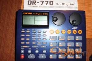 Boss Dr.770 Dr.Rhythm
