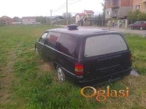 Niš Opel Omega POGREBNO VOZILO 1991