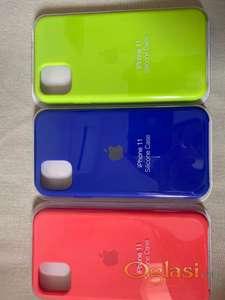 Maskica (silikonske) iPhone 11 3 za 1400