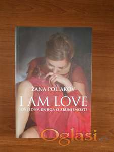 Žana Poliakov - I am Love, još jedna knjiga o zbunjenosti