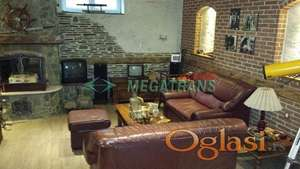 Zasebna, luksuzna kuća, 350 m2, Gornji Ribnjak ID#515