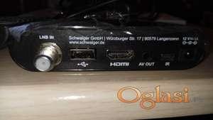 Schwaiger DSR400HD