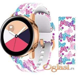Samsung galaxy watch narukvica 20mm silikonska