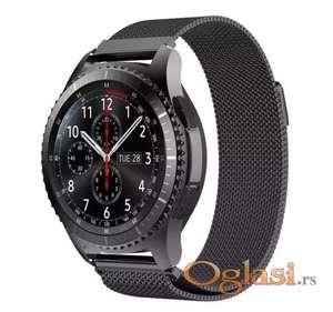 Narukvice za samsung gear S3, galaxy watch, Huawei gt