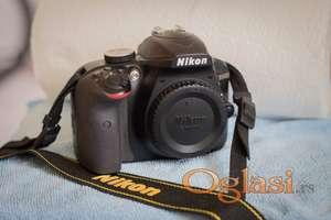 Nikon D3400 kućište (telo)