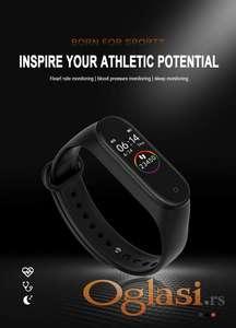 Sportska fitness narukvica M4