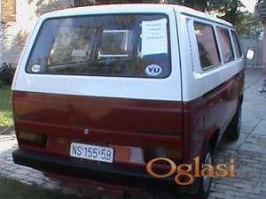 1.6 td Temerin (VW) Volkswagen caravela 1986