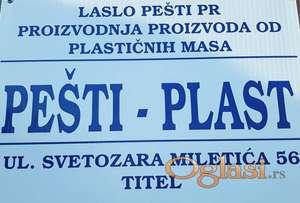 Oblaganje hladnjača (poliester, stakloplastika)