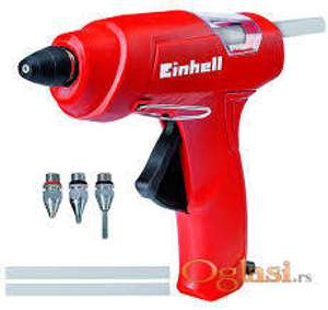 Pistolj za lepljenje plastike Einhell TC-GG 30