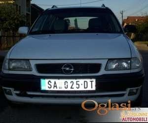 Šabac Opel Astra 1997