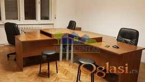 Novi Sad, Centar - Namešten kancelarijski prostor ID#9140304