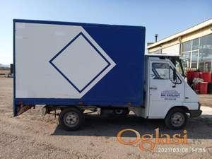 Kamion kombi kofer