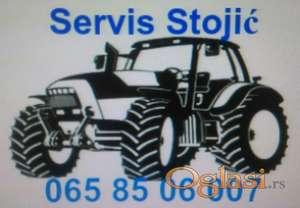 Elektronika dijagnostika traktora kombajna i poljoprivrednih masina