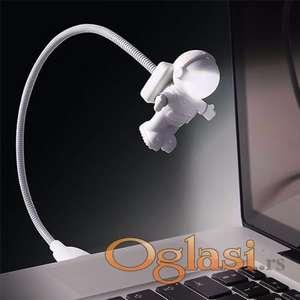 Astronaut USB LED svetlo