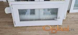 PVC prozori kompletni sa al. roletama i komarnicima