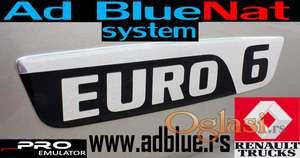 AdBlue Emulator RENAULT Euro 6