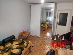 43 m2 dvosoban stan bez ulaganja, Cara Dušana