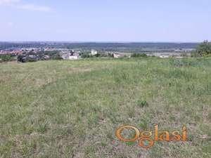 Plac 14.300m Iznad Beočina za izgradnju LUX naselja sa 20kuca