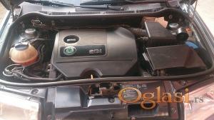 Škoda Fabia 1,9 SDI Karavan, Novi Sad