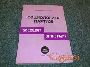 Sociologija partije - Ljubiša Đ. Stokić