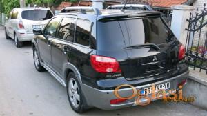 Beograd Mitsubishi Outlander 4wd fulltime