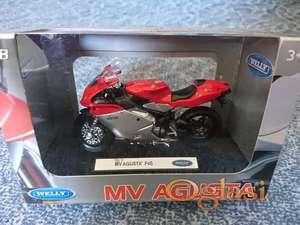 Metalni motor - MV Agusta F4S - 1:18