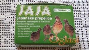 Jaja Japanske prepelice,