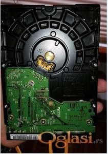 Hard disk- WD ,80 Gb