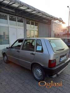 prodajem fiat uno registrovan benzin plin Kraljevo 0600767772
