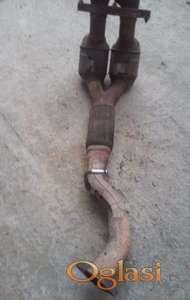 Izduvna grana,katalizator i pletenica za Alfu 156-1.6TS